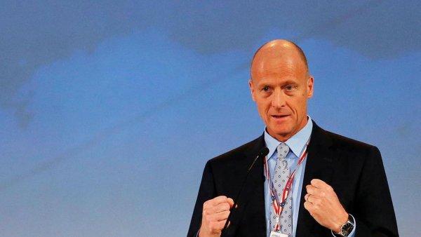 Nucený odchod: Tom Enders (58) původně chtěl zůstat v čele Airbusu i po roce 2019.