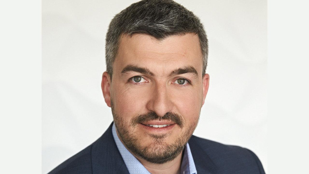 Jan Zápotočný, člen představenstva společnosti E.ON Energie