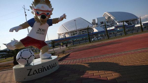 V Rusku startuje mistrovství světa ve fotbale.