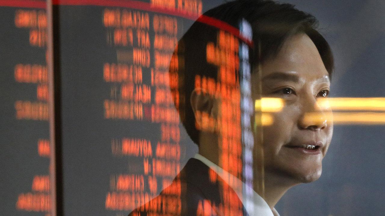 Zakladatel Xiaomi Lei Jun.