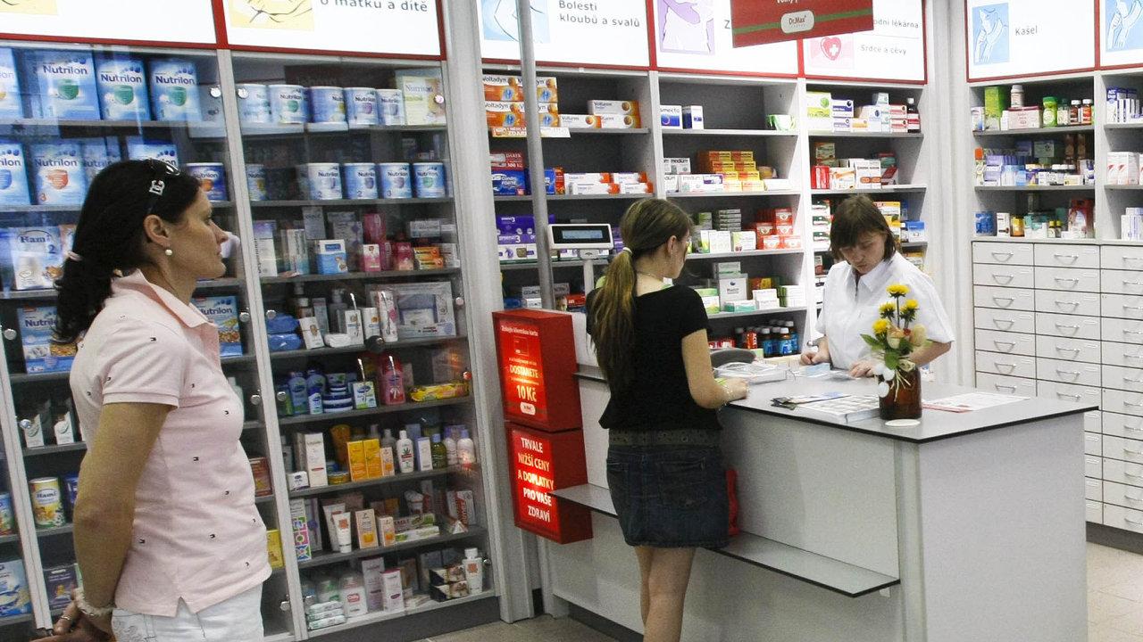 Není naskladě: Léky končí zahranicemi, protože je distributoři kvůli zdejší nízké ceně raději prodávají se ziskem ven.