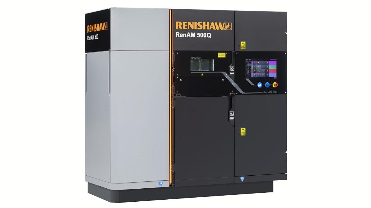 Systém Renishaw RenAM 500Q