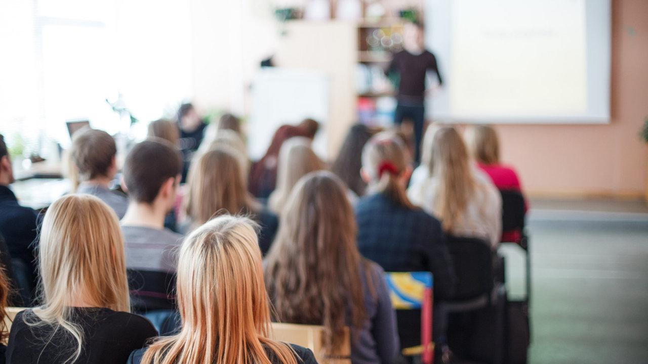 Minulý měsíc začala skupina odborníků ve spolupráci s ministerstvem školství připravovat novou Strategii vzdělávání - Ilustrační foto.