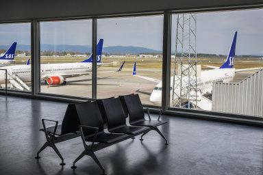 Scandinavian Airlines ve čtvrtek zruší dalších 280 letů.