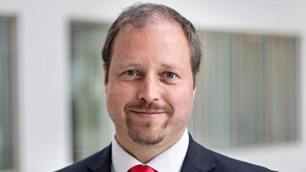 Petr Strnad, ředitel pro oblast finančních rizik společnosti Deloitte