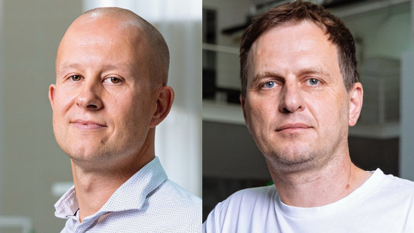 Luboš Kreč a Josef Greš, redakční týmy Economie