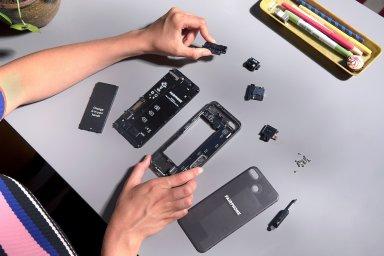 Fairphone 3 se prezentuje jako co nejekologičtější a nejetičtější telefon na trhu