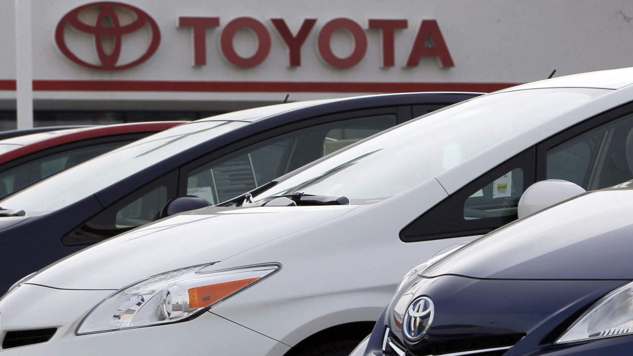 Toyota převezme v lednu 2021 kolínskou automobilku TPCA - Ilustrační foto.