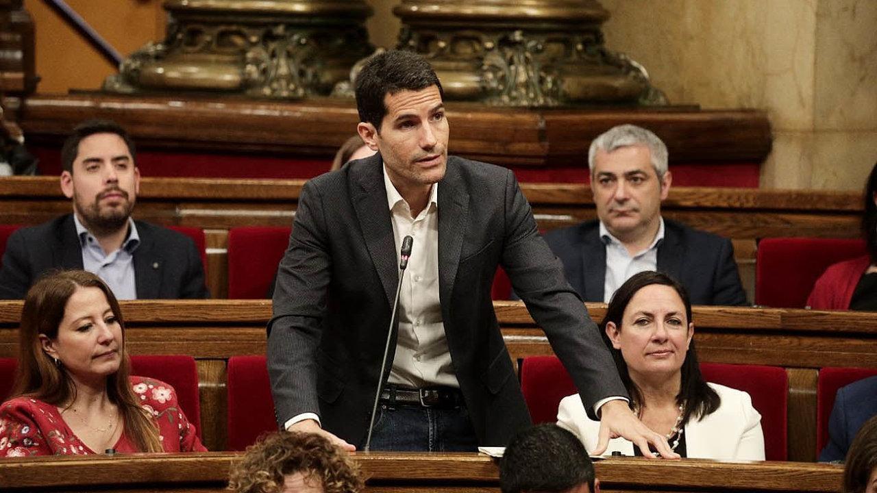Nepřísluší mi hodnotit rozsudek nad katalánskými lídry. Respektuji ho ato by měl učinit každý demokrat, říká Ignacio Martín Blanco, poslanec za středopravicovou stranu Ciudadanos (Občané).