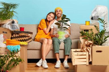 Lidí, kteří si díky hypotéce pořídili nové bydlení, letos ve srovnání s loňským rokem výrazně ubylo (ilustrační snímek).