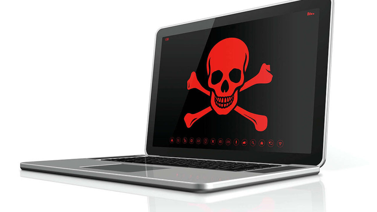 Na stále častější cílené útoky jen antivir a firewall nestačí - ilustrační foto.