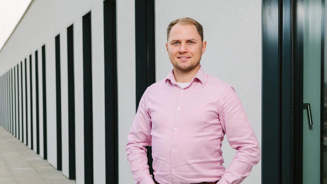 Ondřej Šípka, šéf divize zdravotnických řešení vCertiConu