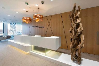Havel & Partners povýšila 19 lidí: Advokátní kancelář Havel & Partners povýšila svých 19 spolupracovníků natřech profesních úrovních.