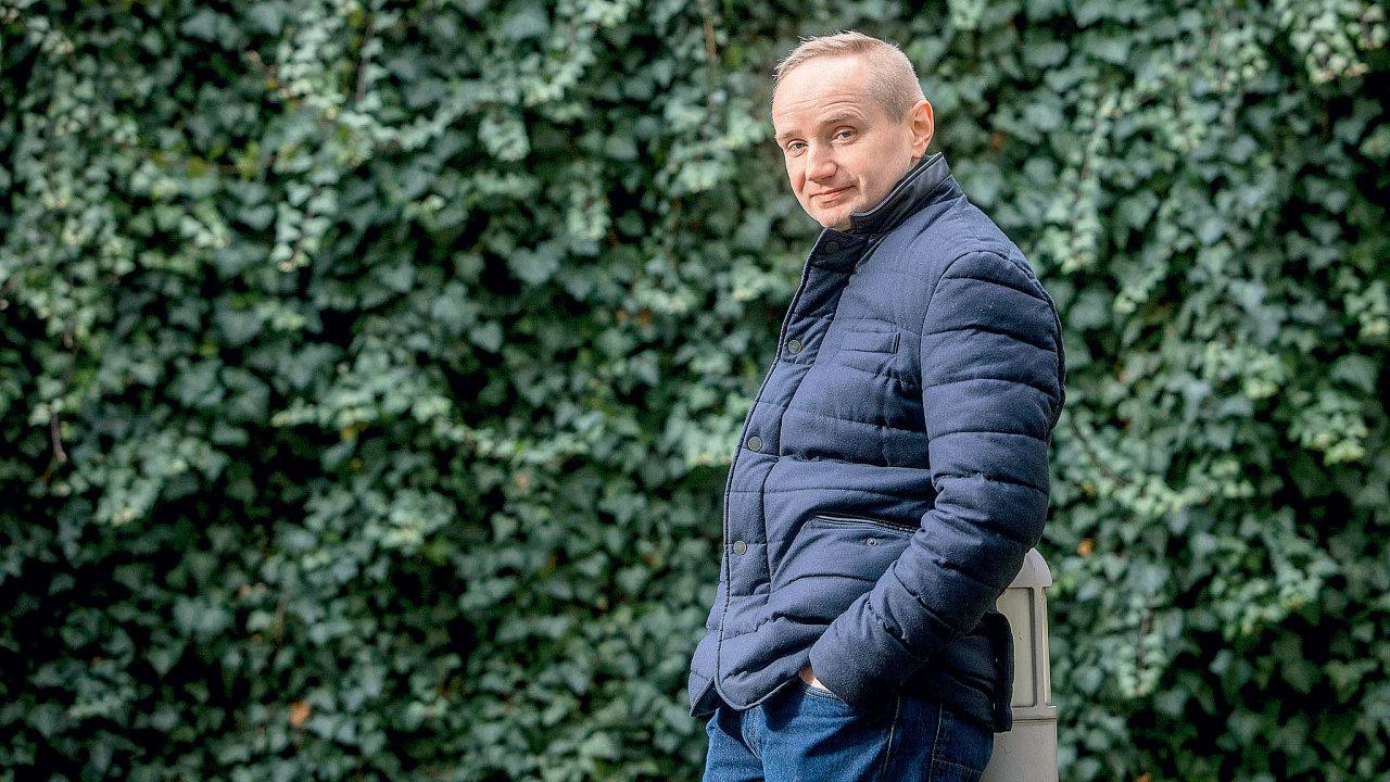 Šéf investiční společnosti DignityKamil Koupýby chtěl dodvou let zdvojnásobit tržby najednu miliardu korun.