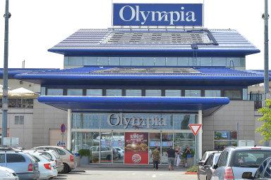 Brněnská Olympia je největším nákupním centrem moravské metropole.
