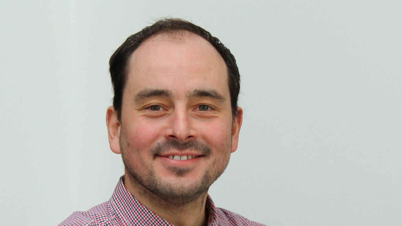Lesnický analytik  Aleš Erber