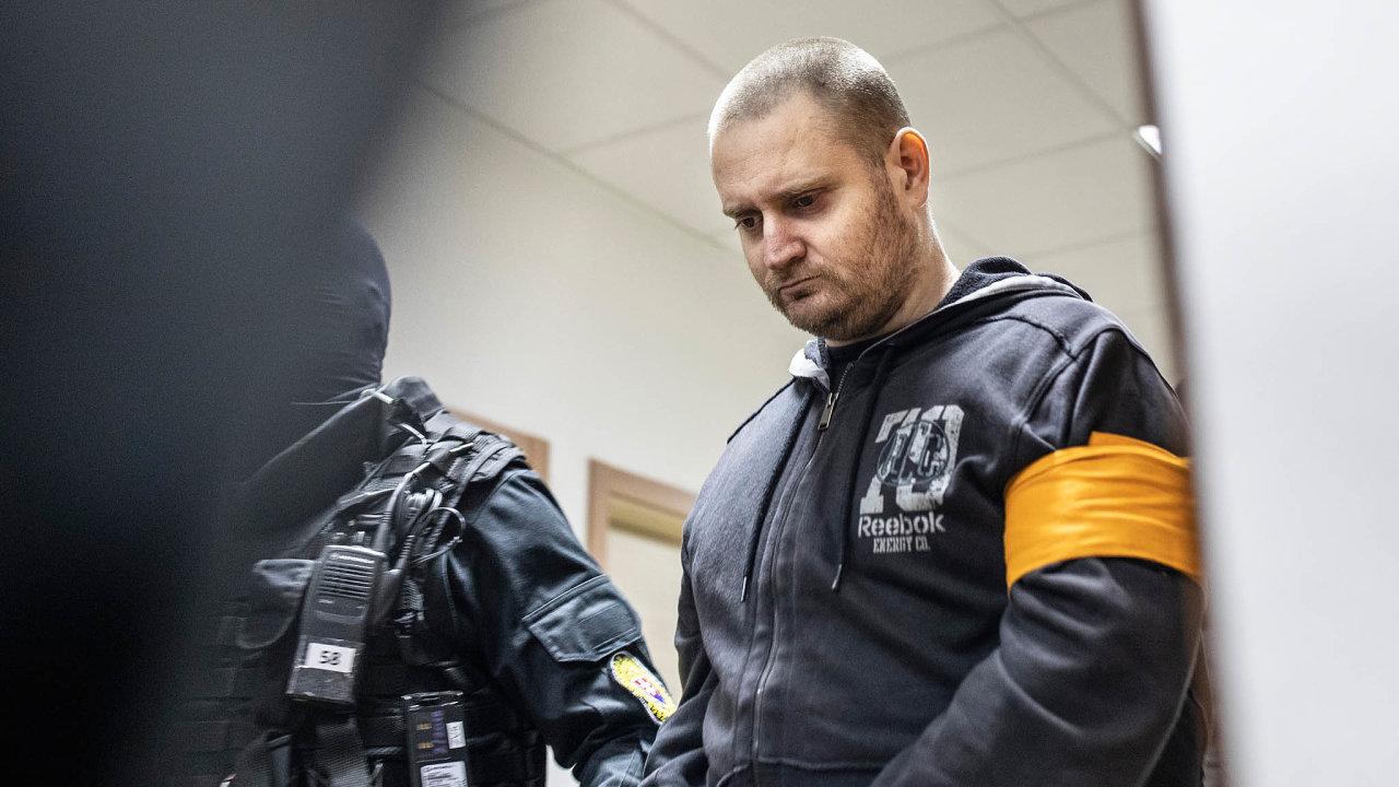 Miroslav Marček přesně popsal, jak vraždil.