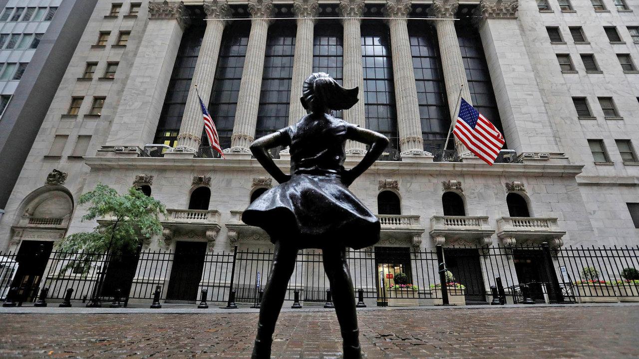 Dění na Wall Street bude stále více ve vleku blížících se voleb amerického prezidenta.