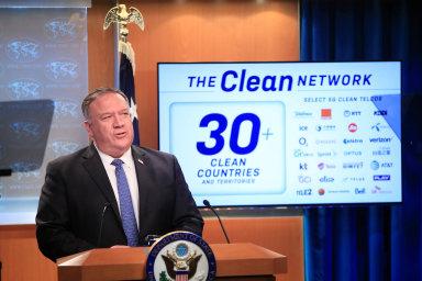 USA přitvrzují proti čínským internetovým firmám