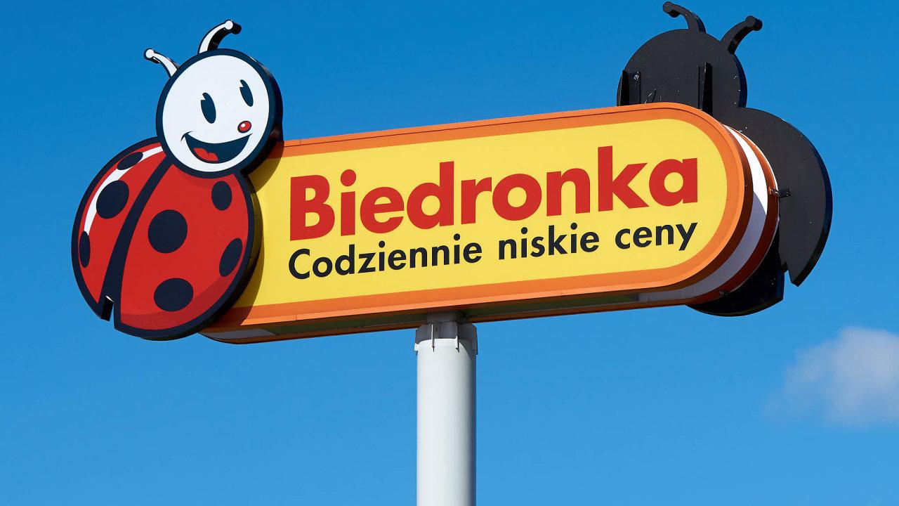 Diskontní řetězec Biedronka je největším hráčem na polském maloobchodním trhu. Podle polského antimonopolního úřadu to ale s uplatňováním své moci