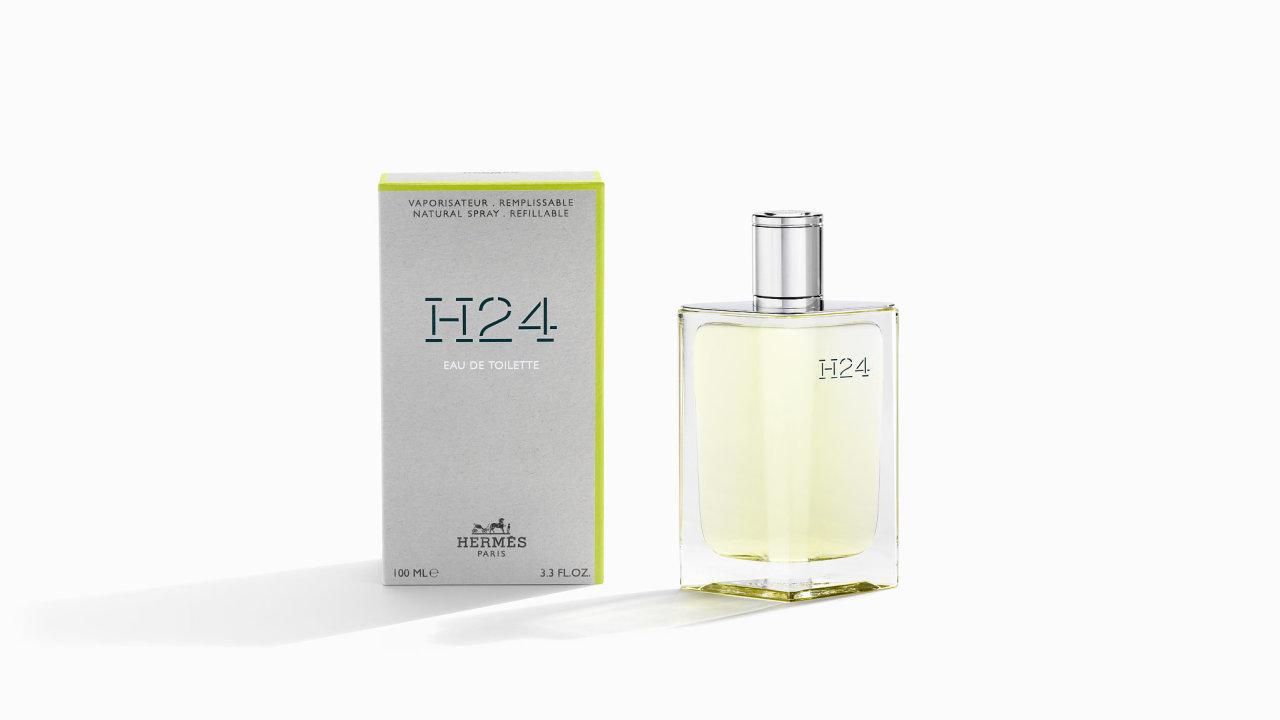 Vůně H24 od francouzského domu Hermés