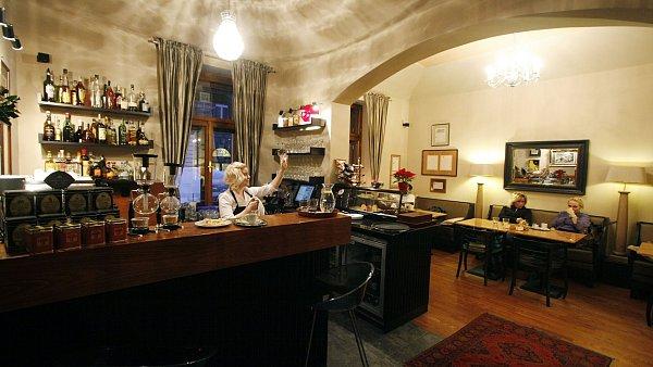 Caf� Lounge