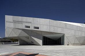 Galerie v Tel Avivu vypadá jako z papíru. Sponzorovali ji slovenští uprchlíci