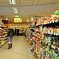 Supermarket, ilustra�n� foto