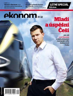 Týdeník Ekonom - č. 31-32/2012