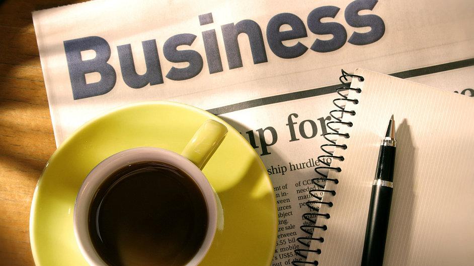 Ranní přehled byznysových zpráv - Ilustrační foto.