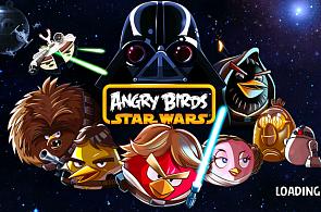 Angry Birds Star Wars: Ptáci i prasata ovládají Sílu a překvapivě se jim daří