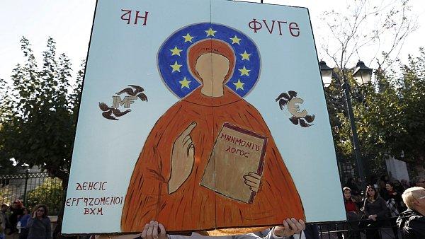 Dohodnou se eurozóna a MMF ohledně udržitelnosti řeckého dluhu?