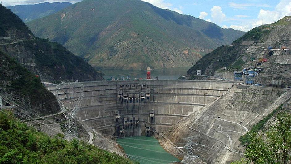 Nejvyšší přehrady světa
