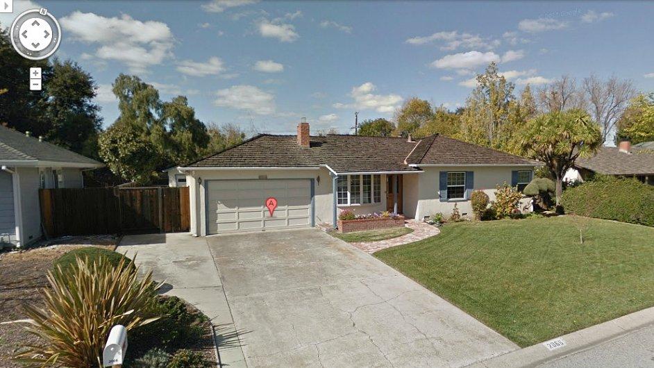 Dům Steva Jobse, Los Altos, Kalifornie