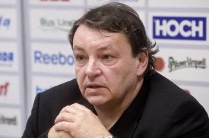 Prezident Českého svazu ledního hokeje Tomáš Král si pochvaluje domácí šampionát.