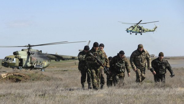 Krymská krize