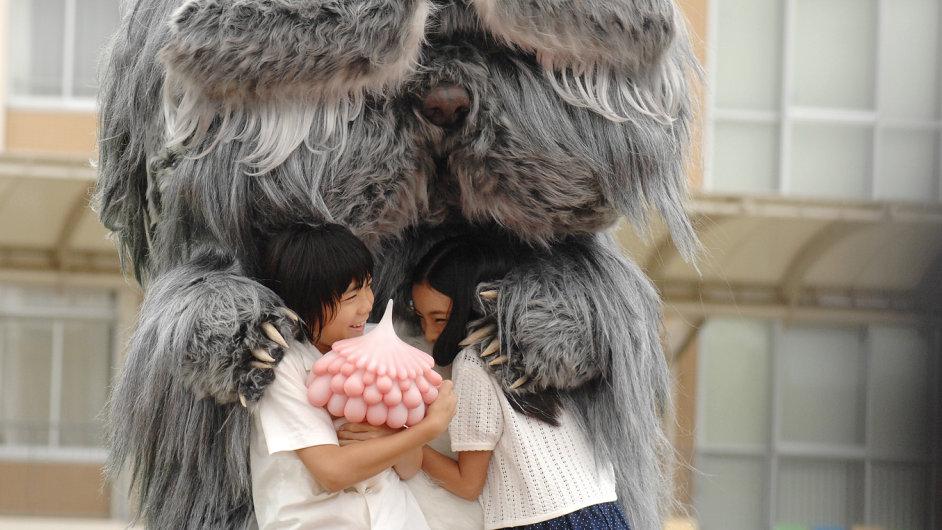 Takashi Murakami svůj debutový film promítá v muzeích.