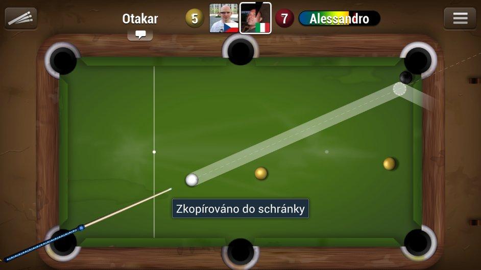 Nejznámějším produktem firmy Geewa je hra Pool.
