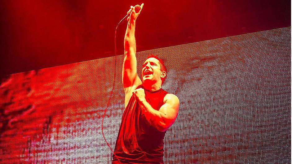 Recenze: Hudba od míchacího pultu. Nine Inch Nails pustili své běsy ...