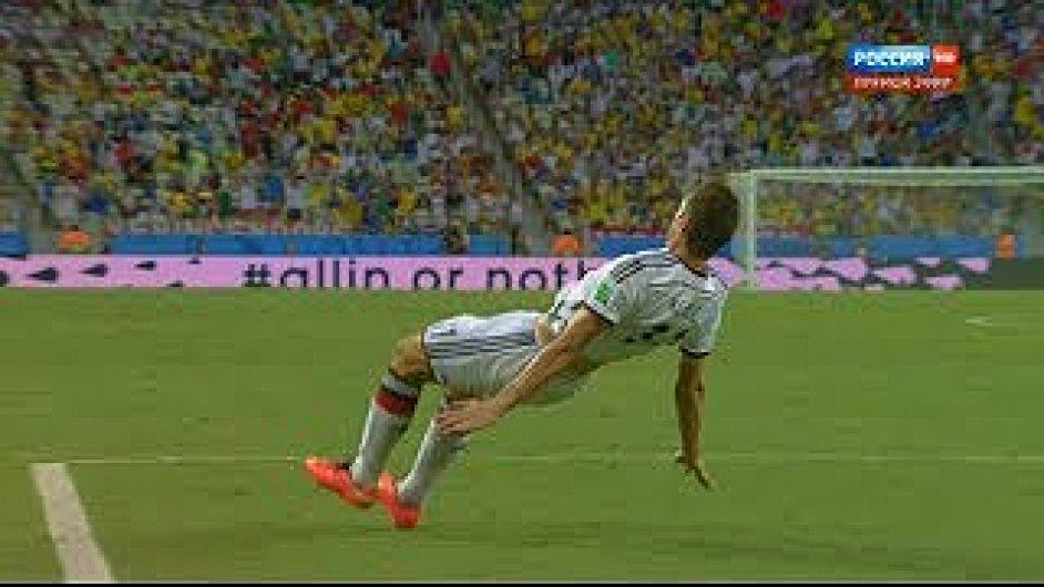 Miroslav Klose vs. Ghana (21/06/2014) World Cup 2014