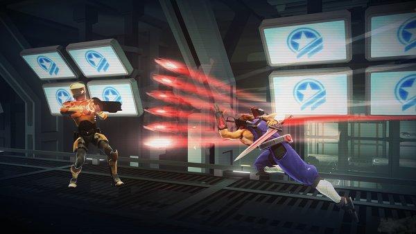 Strider: Modern� verze klasick� videohry