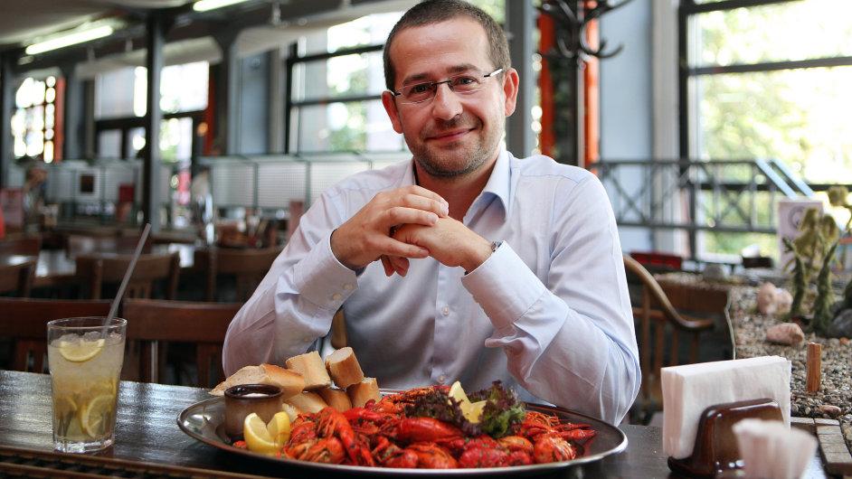 Petr Tošner, marketingový ředitel firmy Axis Communications
