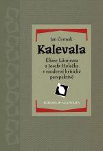Obálka nového, vpořadí jíž pátého českého vydání Kalevaly.