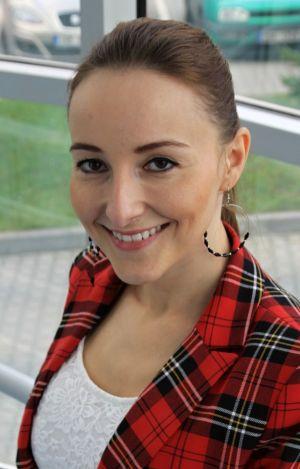Monika Bírová, vedoucí týmu akvizic fleetového prodeje společnosti ŠkoFIN