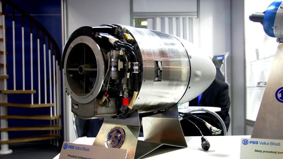 Jeden z motorů, na který PBS získala certifikát.
