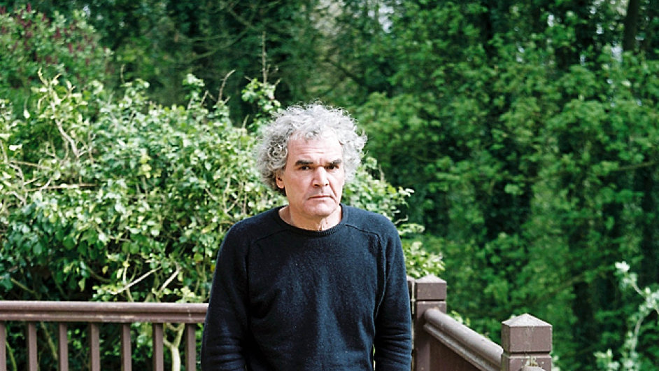 Patrik Ouředník bývá oznčován za postmodernistu.