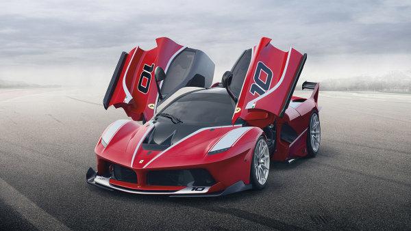 Ferrari p�edstavilo speci�l s extr�mn�m v�konem. Na silnice nesm�
