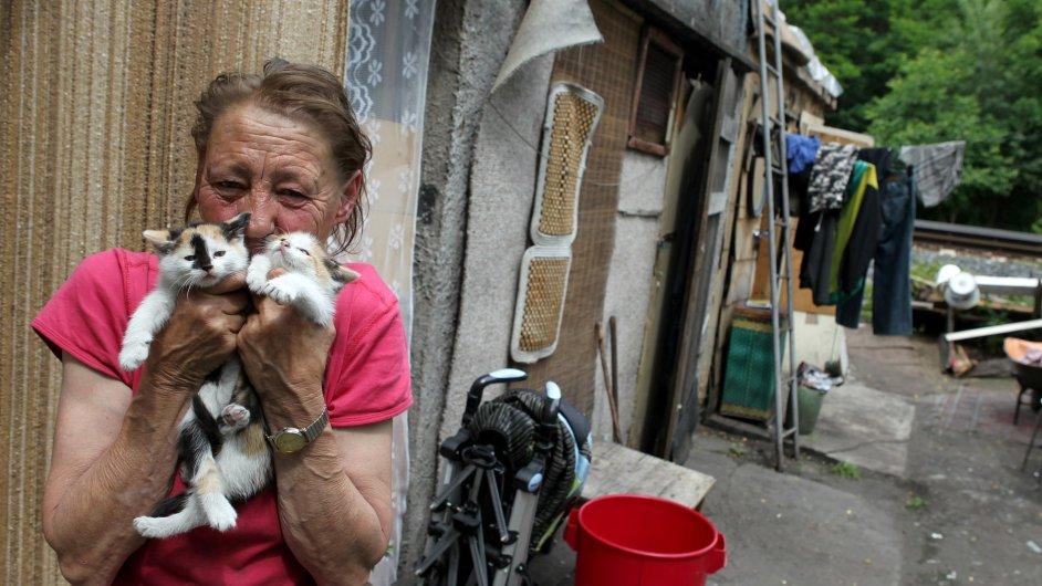 Fond pomůže i ženám bez domova (ilustrační foto)
