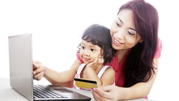 Číňané nakupující on-line jsou velmi lákavou cílovou skupinou (nejen) pro internetové firmy. (Ilustrační foto)