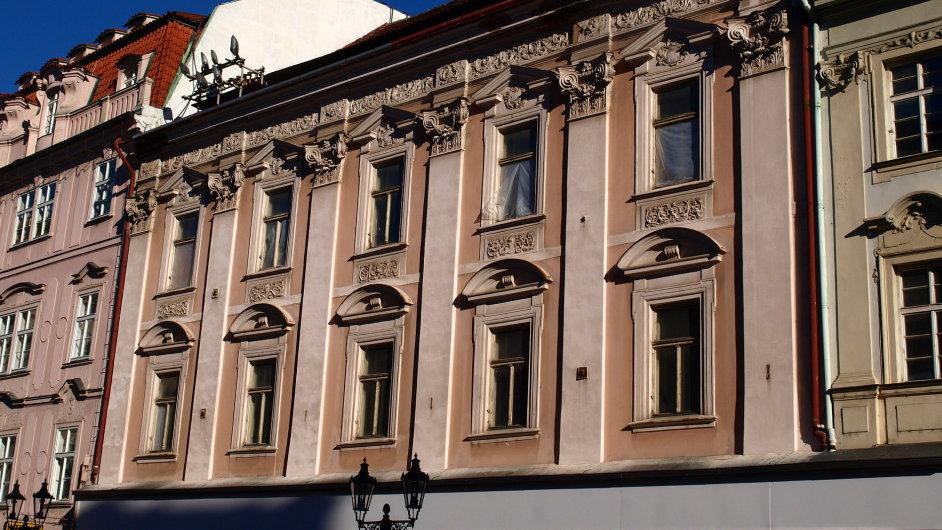 Palác Hrobčických (U Tobolky)